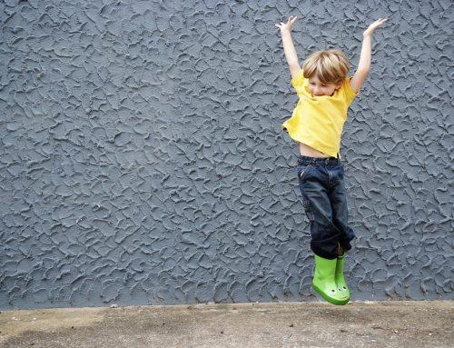Kinderturnen: Am 16. Oktober geht's wieder los!