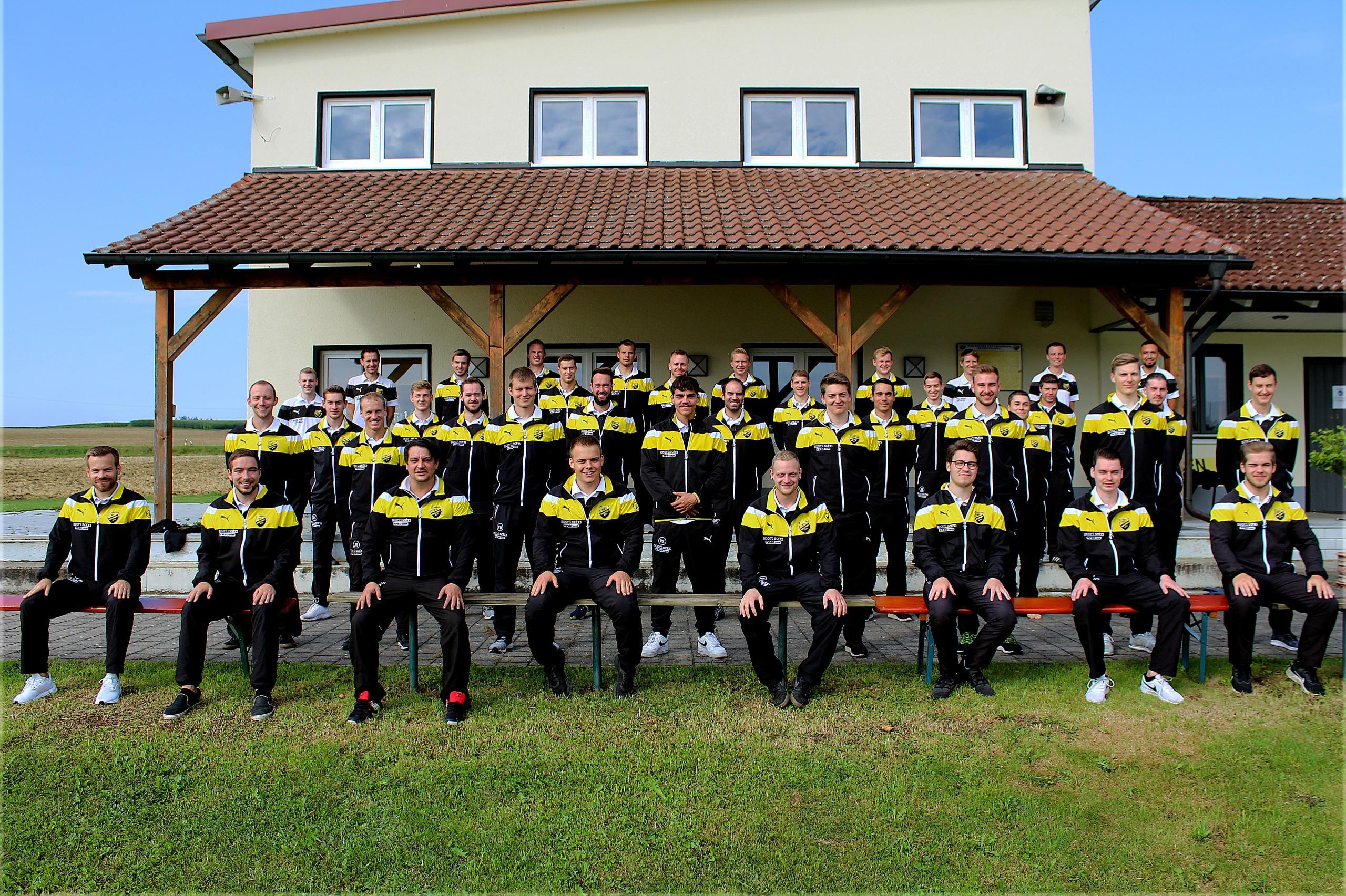 Kader SVB Saison 2020-2021