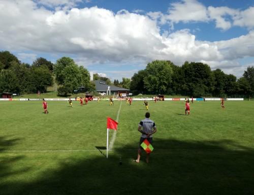 Pokal: SV Westerheim II – SV Beuren 0:6 (0:3)