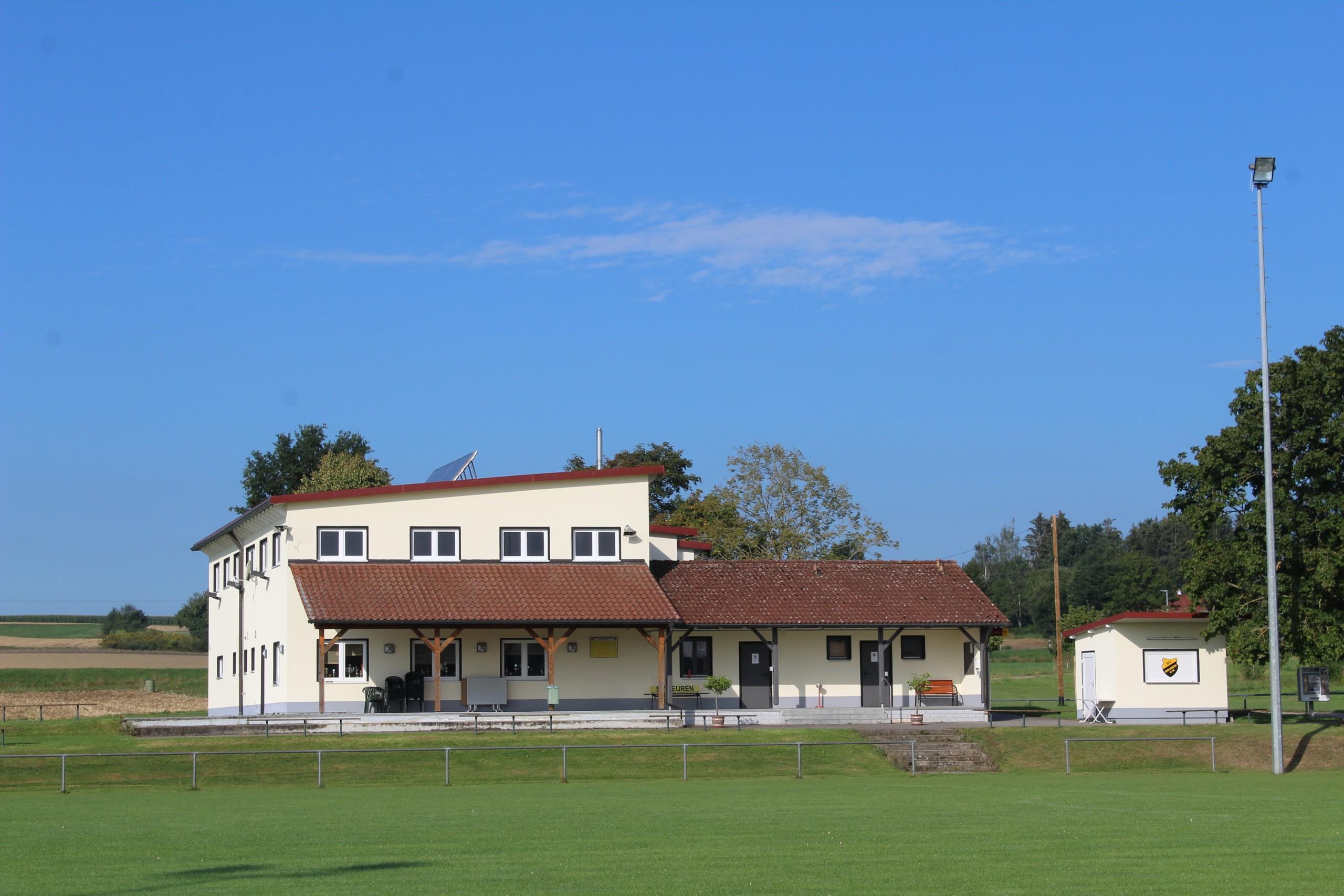 Sportheim SV Beuren