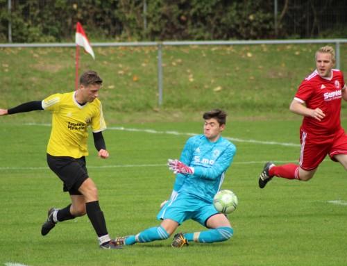 TSV Dietenheim II – SV Beuren II 2:6 (0:3)