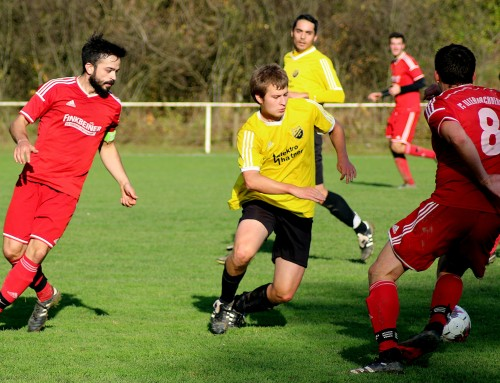 FC Illerkirchberg II – SV Beuren II 1:4 (0:3)