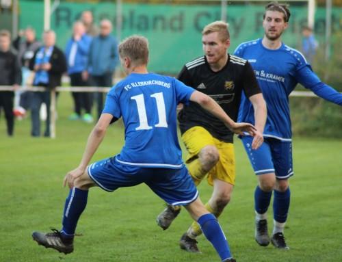 FC Illerkirchberg I – SV Beuren I 1:1 (0:0)