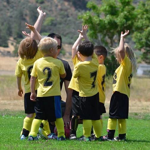 Jugend-Fußball