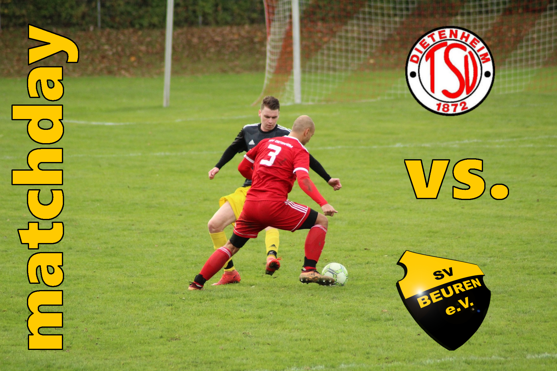 19.09.2021 - TSV Dietenheim - SV Beuren