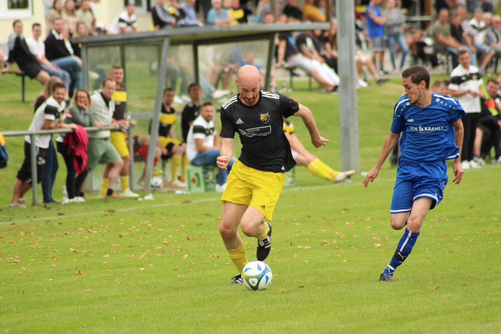26.09.2021: SV Beuren I - FC Illerkirchberg I