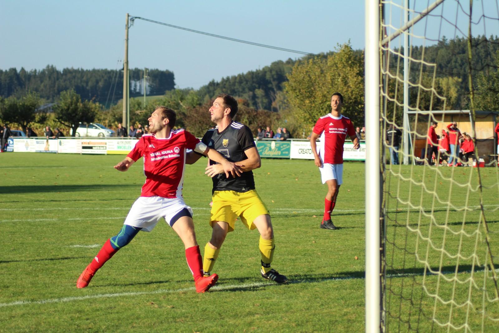 09.10.2021: SV Beuren I - FV Gerlenhofen I