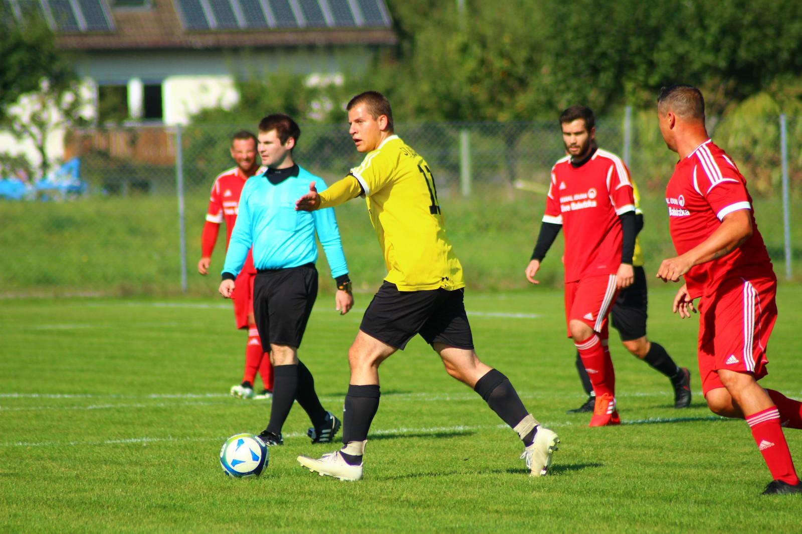 09.10.2021 SV Beuren II - FV Gerlenhofen II